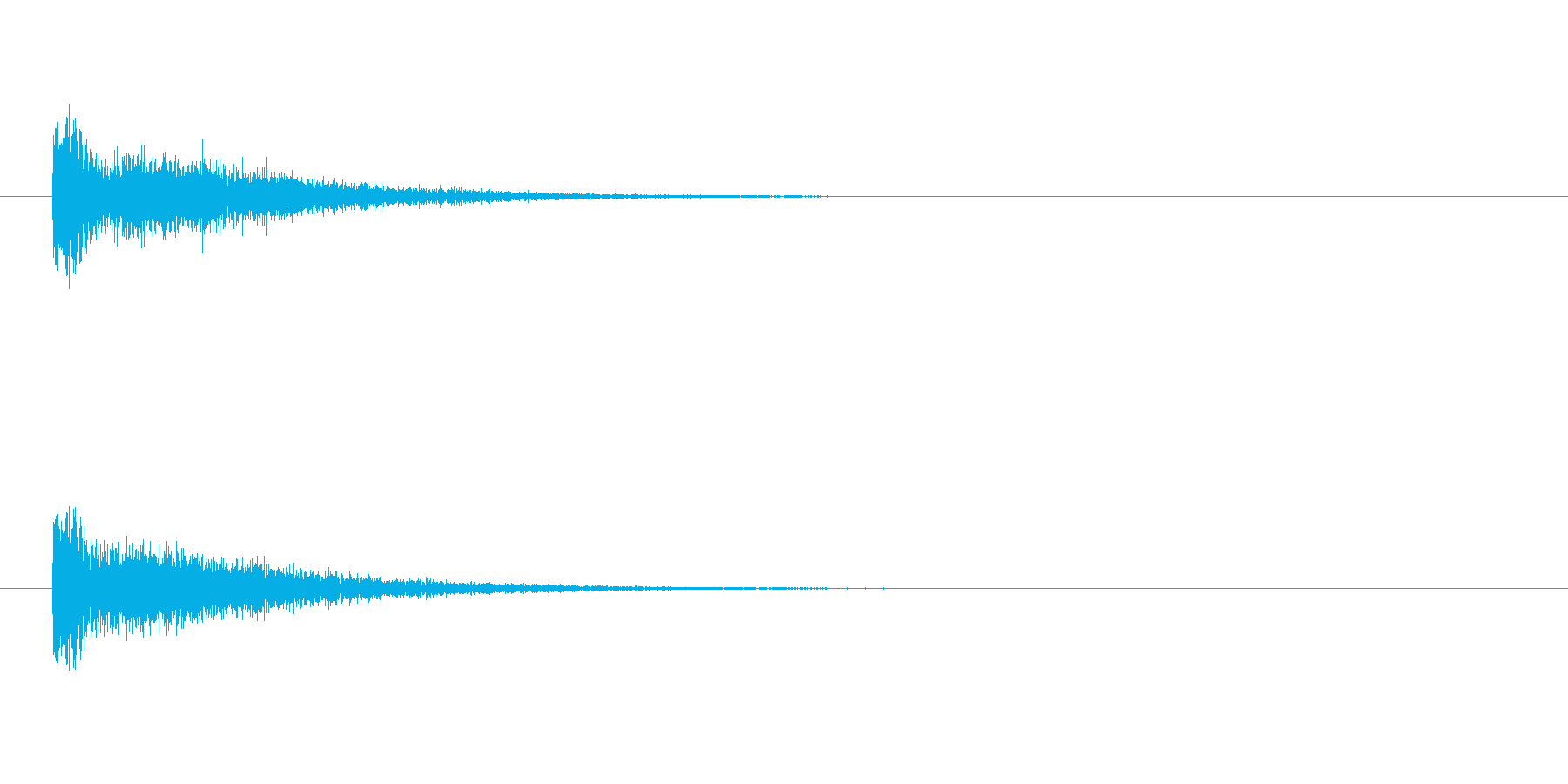【スポットライト04-1】の再生済みの波形