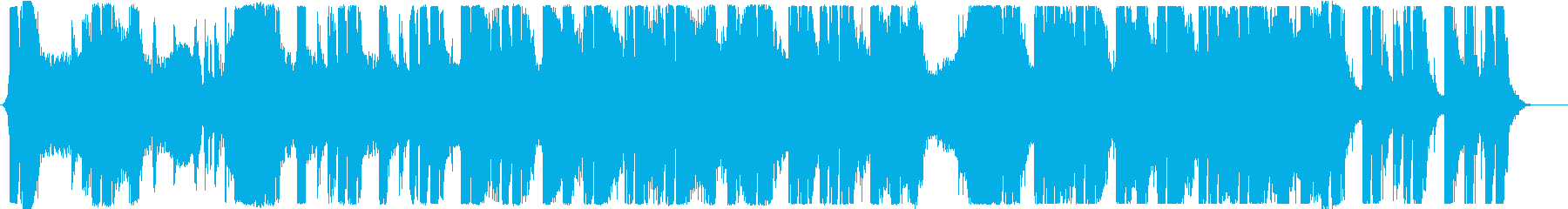 インディーロック ワイルド スポー...の再生済みの波形