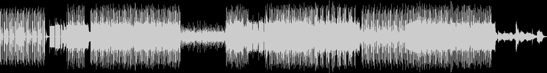 エレクトロ センチメンタル サスペ...の未再生の波形