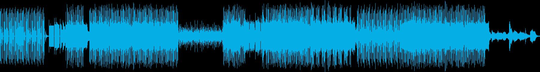 エレクトロ センチメンタル サスペ...の再生済みの波形