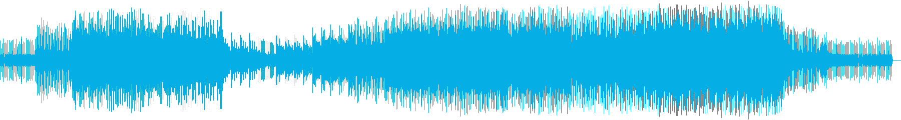 Splashの再生済みの波形