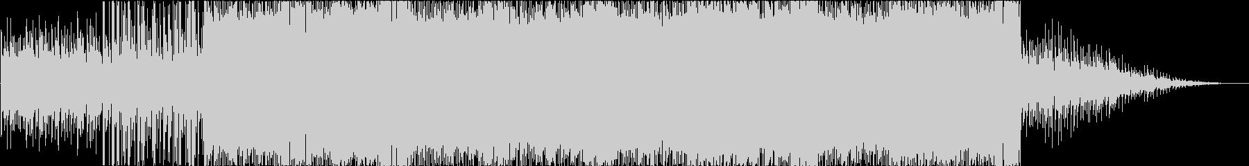 ポジティブ、ヒップホップ、ラウンジの未再生の波形