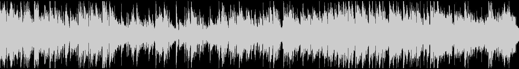スマート、ライトな紳士ジャズ ※ループ版の未再生の波形