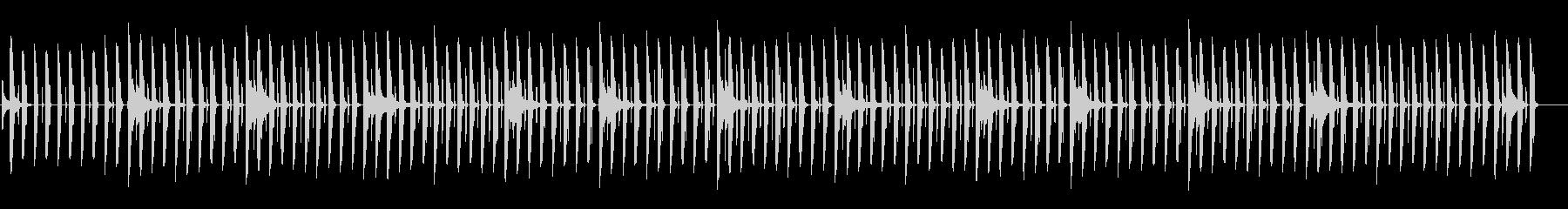 かわいいシンキング/ギター/教育番組4の未再生の波形