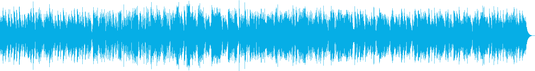 生演奏・ジャズ・サックス・店舗BGMの再生済みの波形