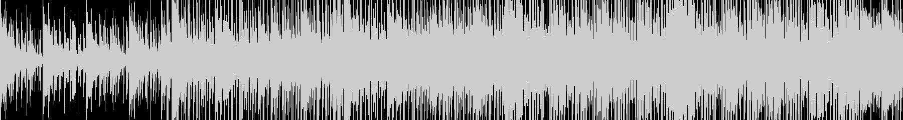 その日の始まりの日常系インスト■ループ可の未再生の波形