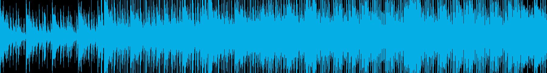 その日の始まりの日常系インスト■ループ可の再生済みの波形