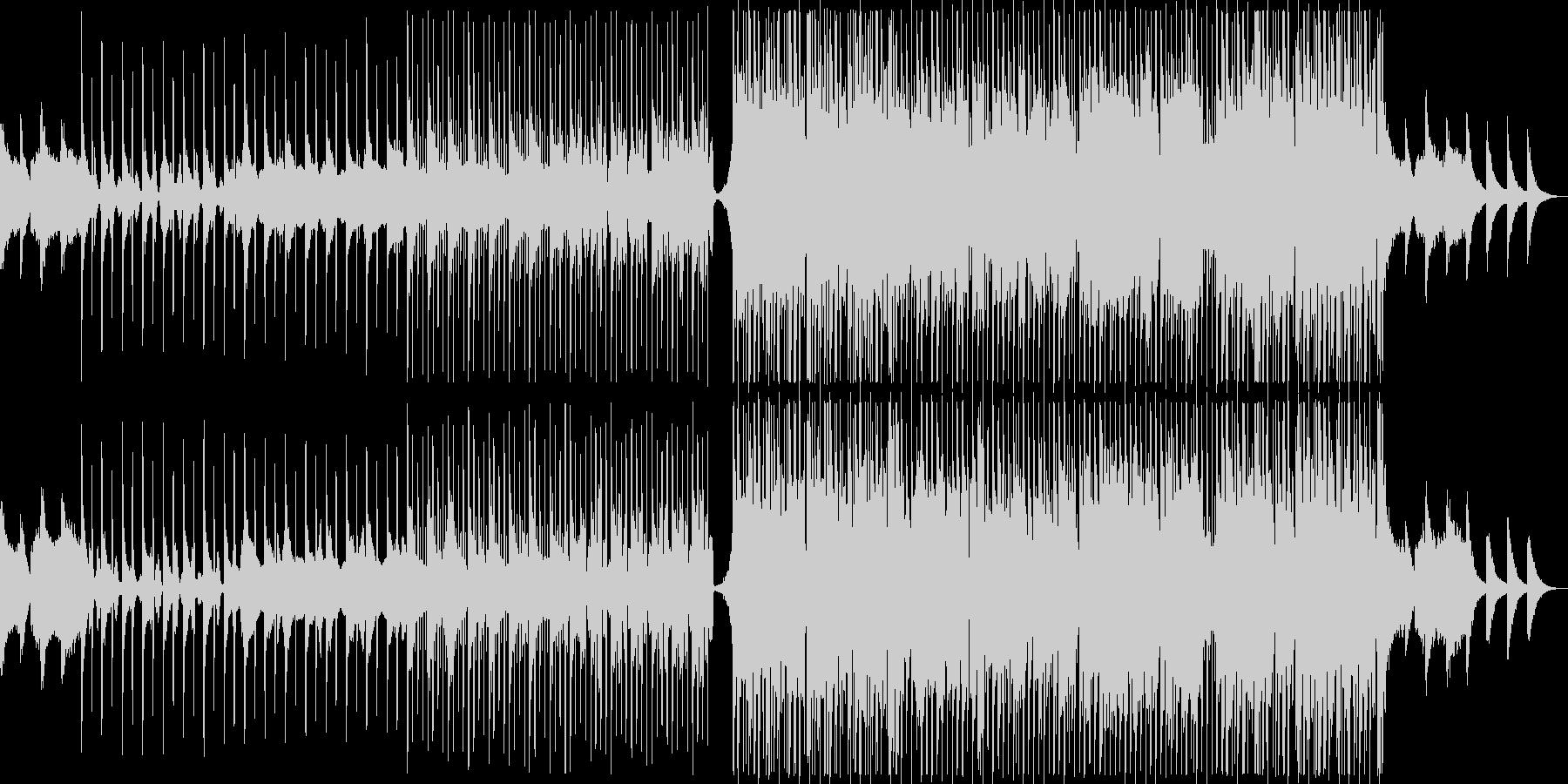 おしゃれ 90s 切ない ピアノの未再生の波形