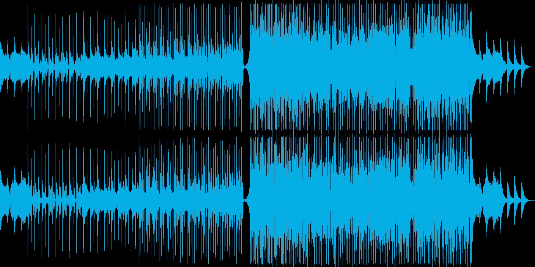 おしゃれ 90s 切ない ピアノの再生済みの波形