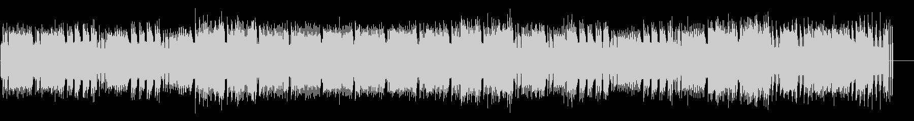 「トルコ行進曲」 8bit verの未再生の波形
