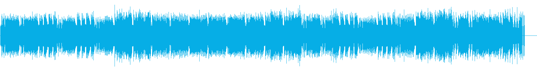 「トルコ行進曲」 8bit verの再生済みの波形