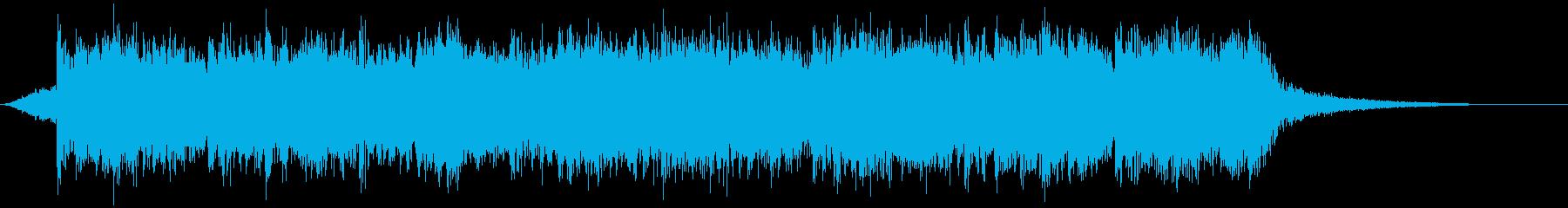 企業VP映像、164オーケストラ、希望Sの再生済みの波形