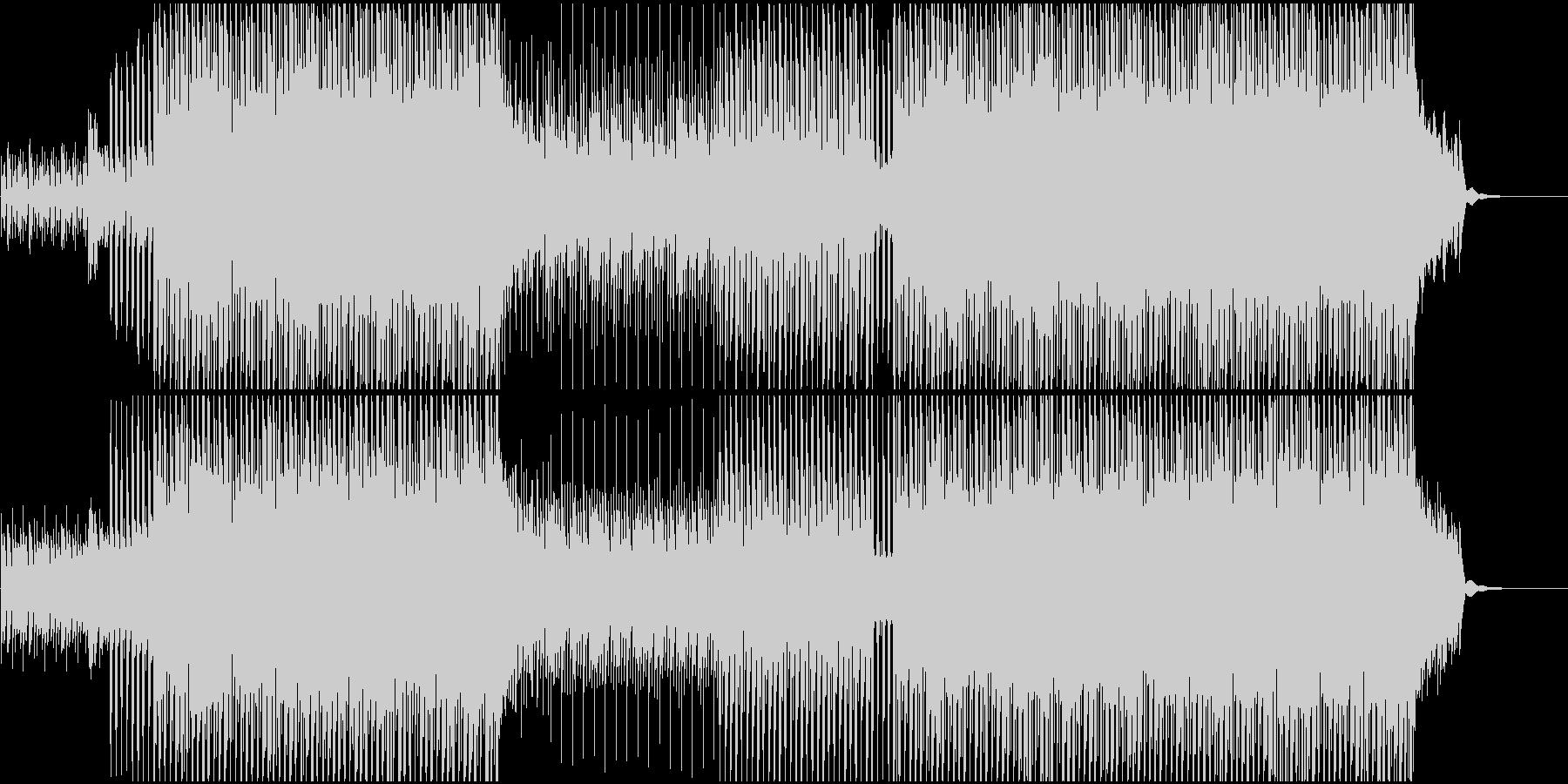 CMやVPに ピアノ爽やかオープニング系の未再生の波形