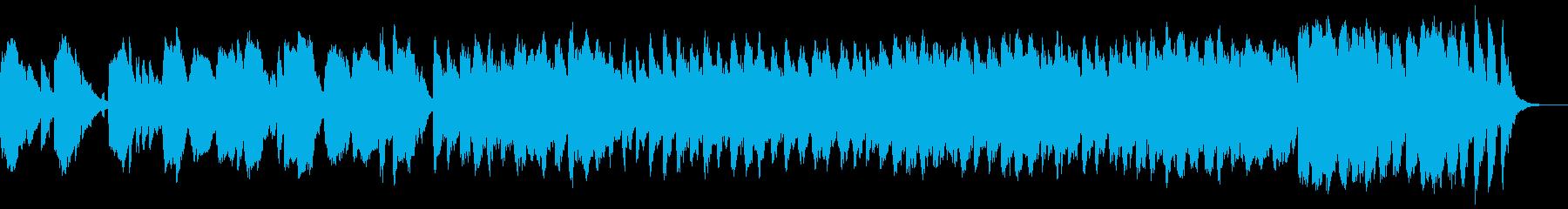 Elegant Classicalの再生済みの波形