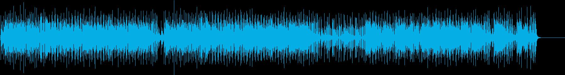 シューベルト 鱒(ます)明るいボサノバの再生済みの波形