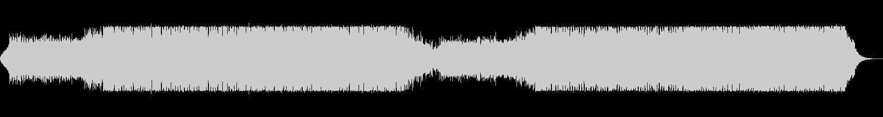 bpm128の元気の出るEDMの未再生の波形