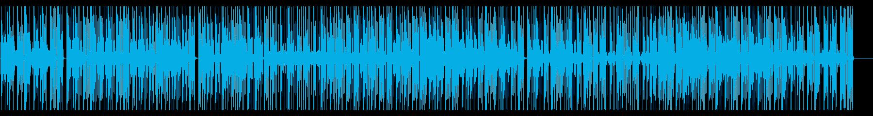 未来 ロボット IT系 CM 企業VPの再生済みの波形