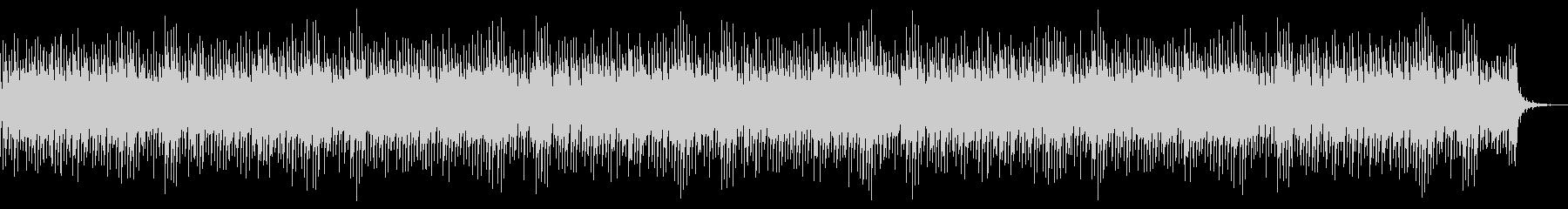 [ニュース報道]無機質:フラット:12の未再生の波形