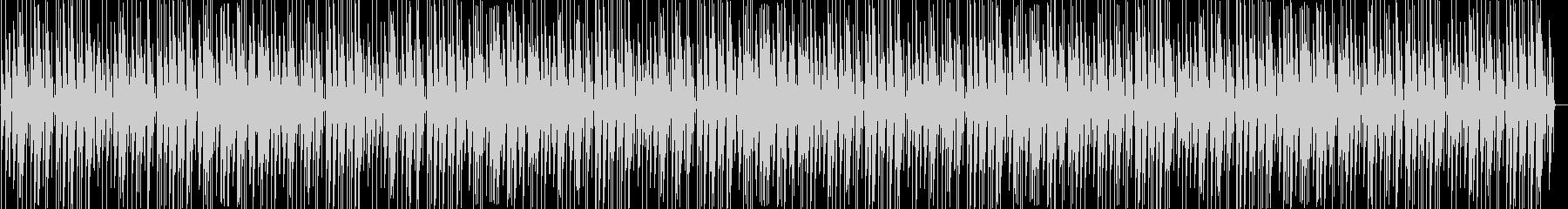 ほのぼのマリンバ「凱旋行進曲」サッカー曲の未再生の波形