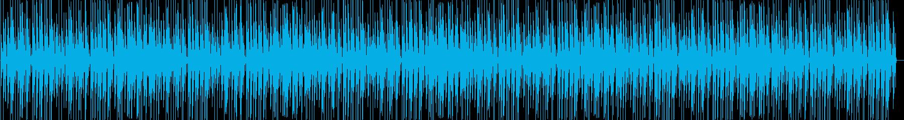 ほのぼのマリンバ「凱旋行進曲」サッカー曲の再生済みの波形