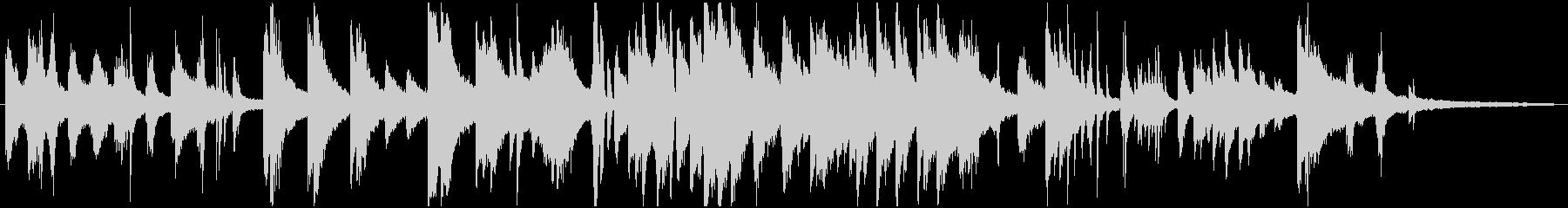 Jazzy Piano Improvisation 1の未再生の波形