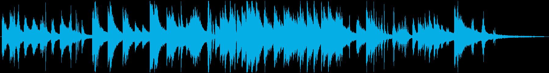 Jazzy Piano Improvisation 1の再生済みの波形
