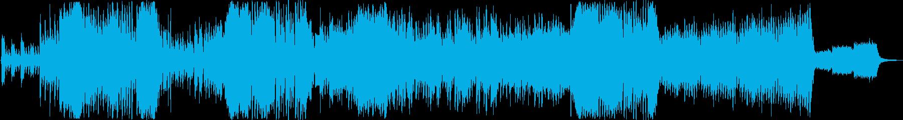 オーケストラの演奏を特徴とする非常...の再生済みの波形