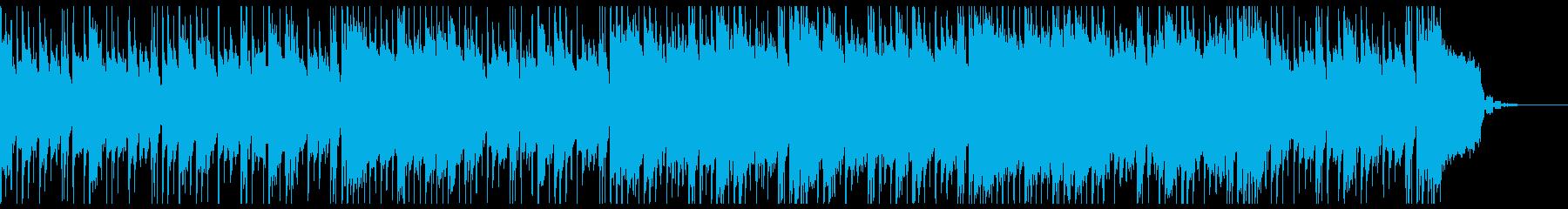 アドレナリン! 重厚なハードロックの再生済みの波形