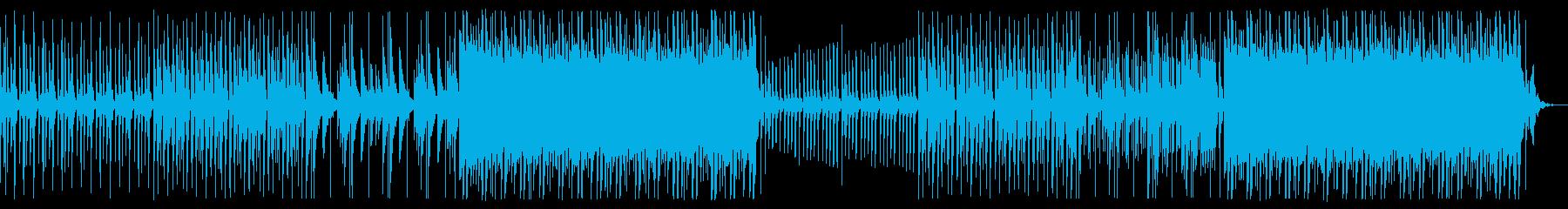 夏。青い海。トロピカルハウス_2の再生済みの波形