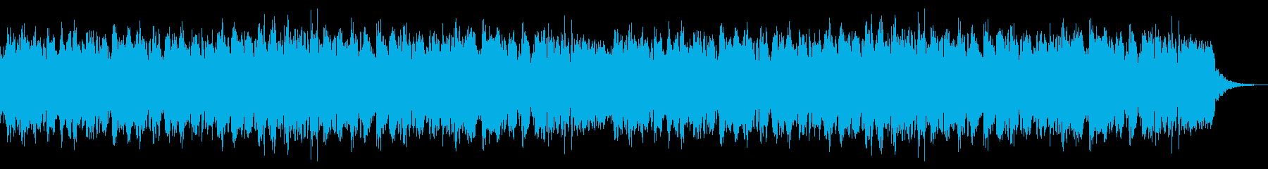 超次元的の再生済みの波形