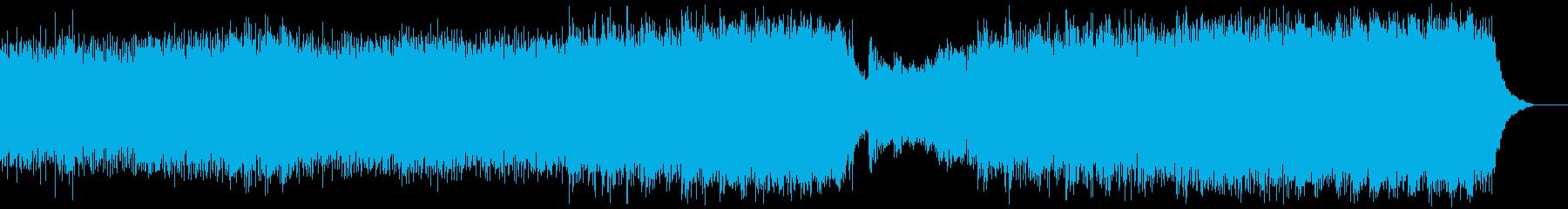 インディー センチメンタル 説明的...の再生済みの波形