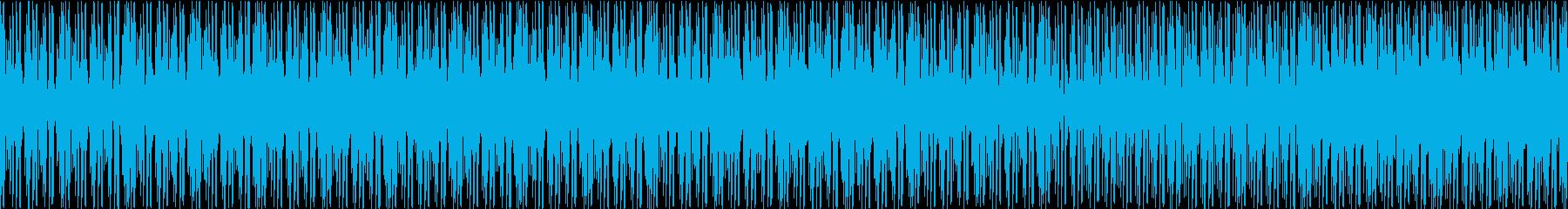 ヒップホップ楽器。圧倒的な、ストリ...の再生済みの波形