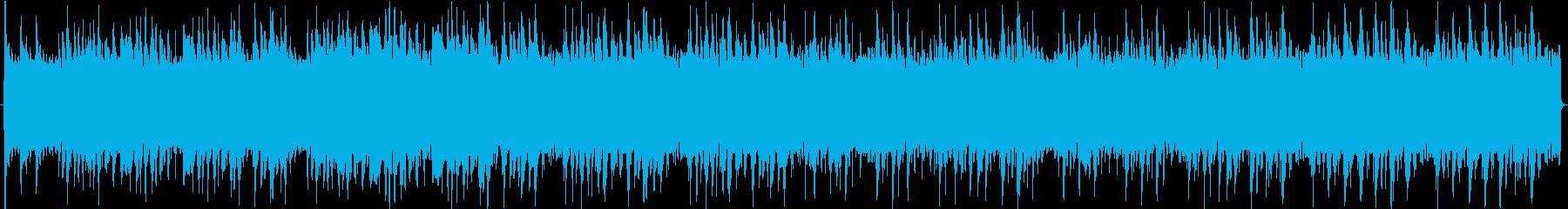 ゲーム/回想/木琴アコーディオンの再生済みの波形