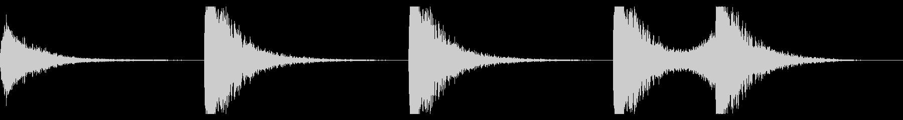 音楽、ベインステム、メタルスクレイ...の未再生の波形