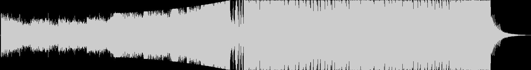 Overture/ストリングス・EDMの未再生の波形
