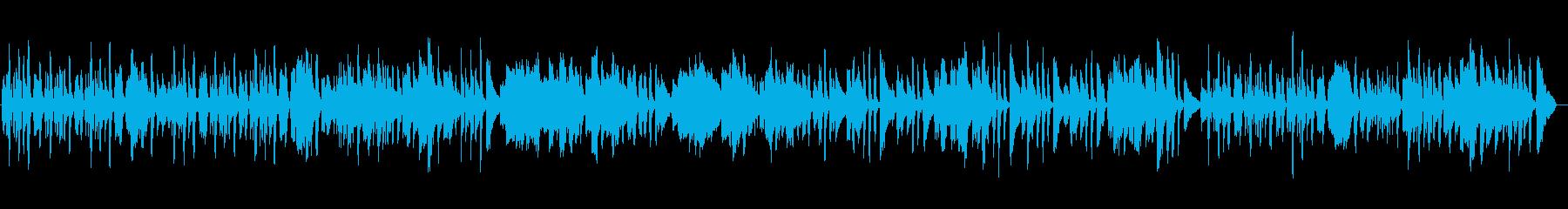 "Gossec ""Gavot"" flute live performance's reproduced waveform"