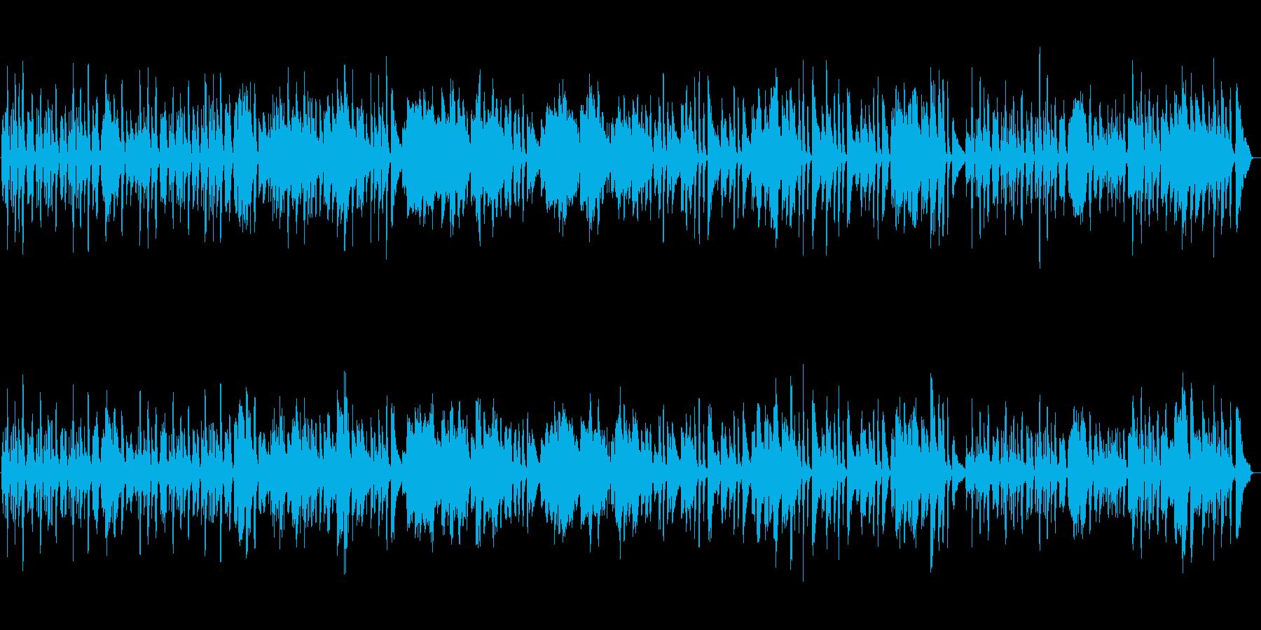 ゴセック「ガヴォット」フルート生演奏の再生済みの波形