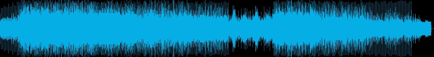 動画 サスペンス 電子打楽器 技術...の再生済みの波形