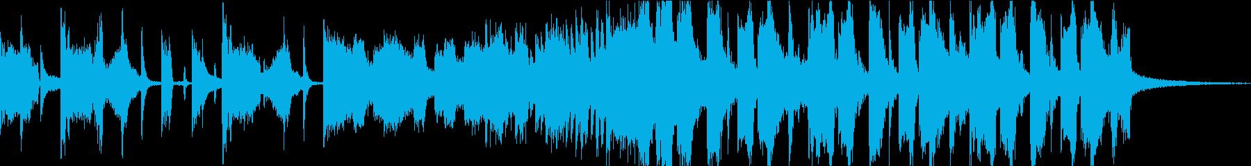 ライザップCMのパロディ_15秒verの再生済みの波形