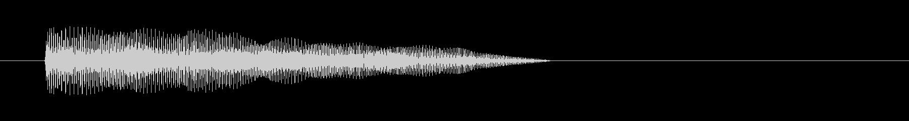 スライドギターコミックスプリング振...の未再生の波形