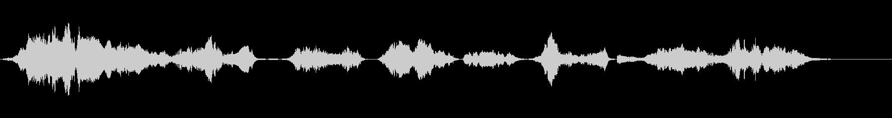 小さい男性の群集(5-10人)Ca...の未再生の波形