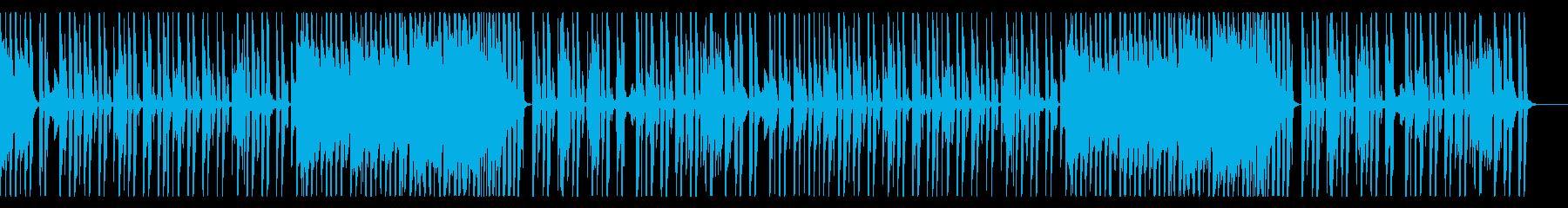 キッズ用に最適02 NHKみんなの歌風の再生済みの波形