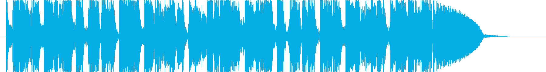 ド迫力生ベース&ドラムのシンプルサウンドの再生済みの波形