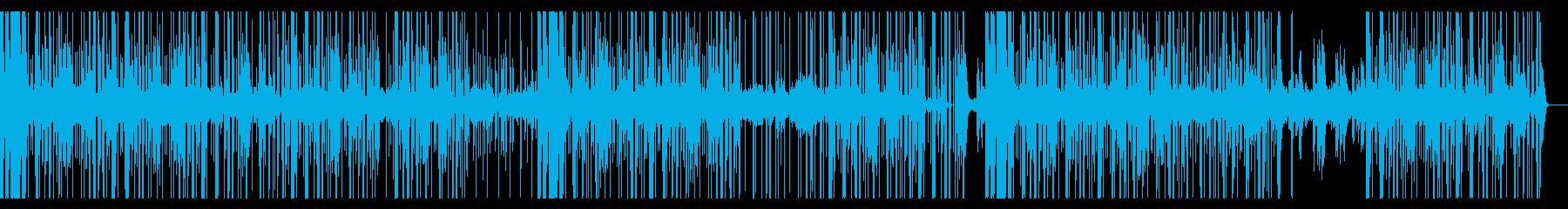 洋楽おしゃれカフェ ニューソウルR&Bの再生済みの波形