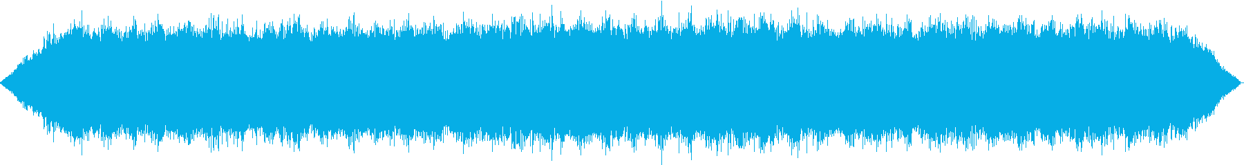 【生録音】真夏の夜の虫の鳴き声1の再生済みの波形