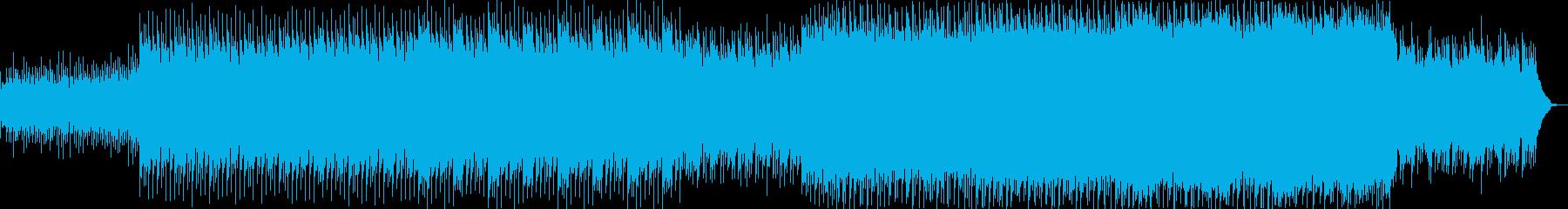 法人 技術的な 感情的 説明的 繰...の再生済みの波形