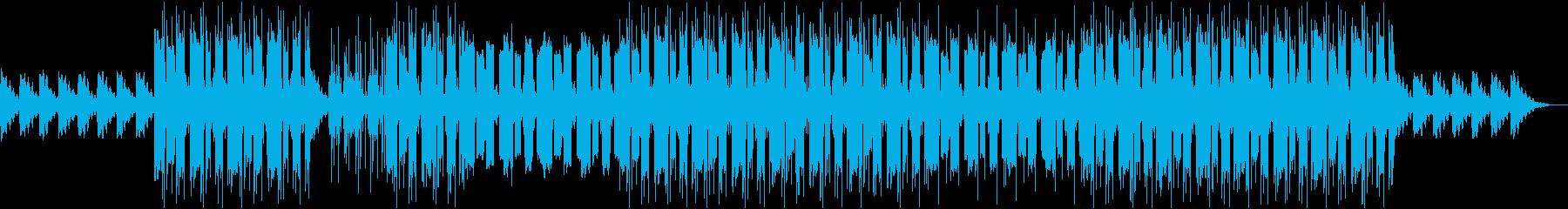 日常 優しい リズミカル おしゃれの再生済みの波形