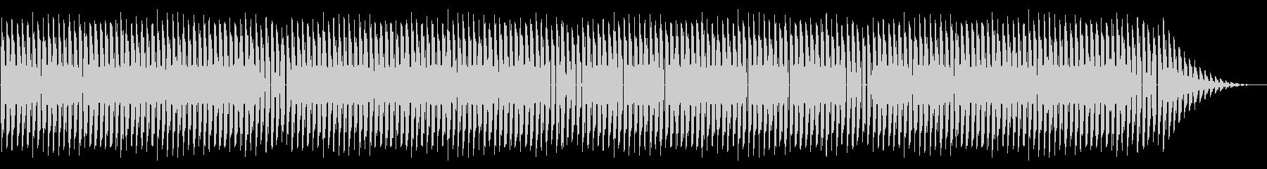 NES 和風 A05-1(ボス) の未再生の波形