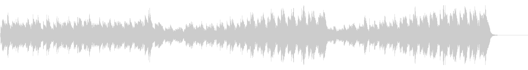 シューマン 気ままで快活なピアノ曲高音質の未再生の波形