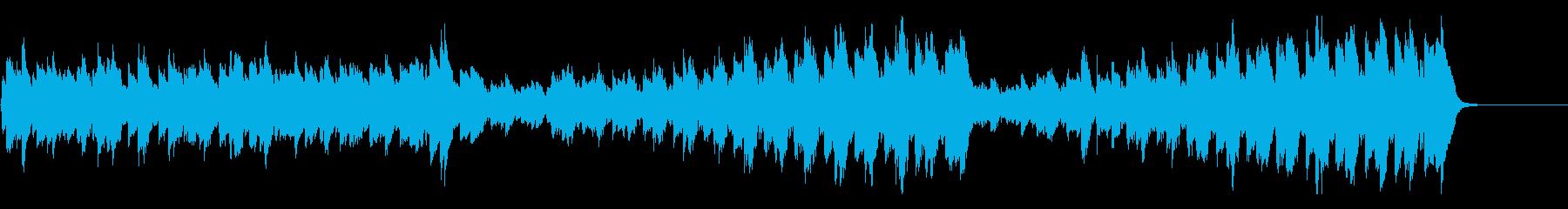 シューマン 気ままで快活なピアノ曲高音質の再生済みの波形